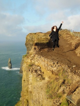 Cliffs of Moher Jump