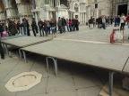 Venedig bei Regen