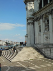 Flussufer Venedig