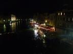 Rialto Brücke bei Nacht