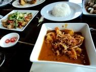 Thailändisches Essen