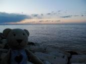 Paul at Rimini Beach