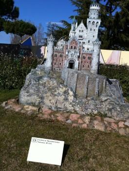 Schloss Neuschwanstein, Italia in Miniatura
