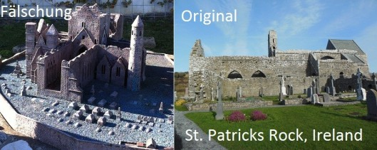 St. Patricks Rock, Ireland, Italia in Miniatura